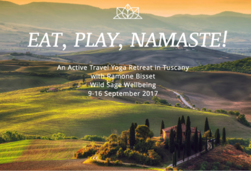 Tuscany Yoga Retreat – Eat, Play, Namaste!